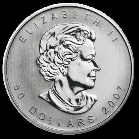 Moneta Palladu Liść Klonu 1 uncja