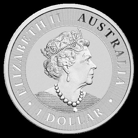 Zestaw Srebrna Moneta Australijski Kangur 25x1oz