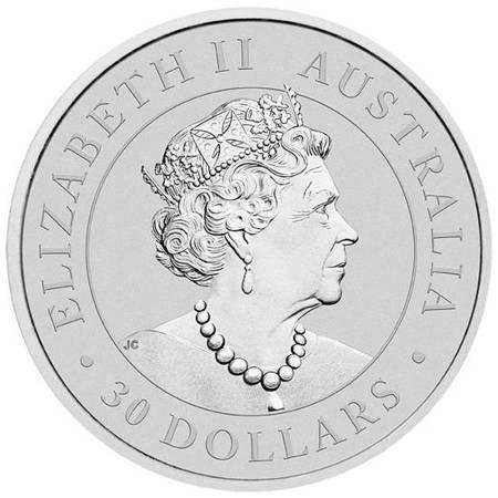 Srebrna Moneta Australijski Koala 1000g (1kg)