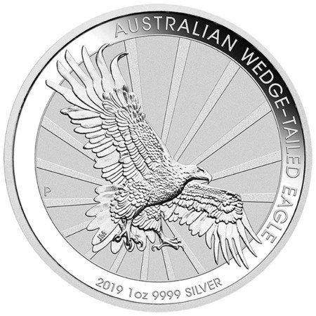 Srebrna Moneta Orzeł Australijski 1 uncja