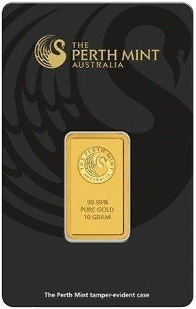 Sztabka Złota CertiCard 10g