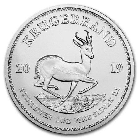 Zestaw Srebrna Moneta Krugerrand 25x1oz