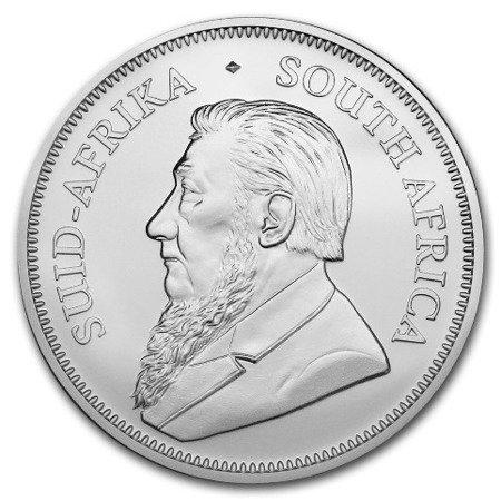 Zestaw Srebrna Moneta Krugerrand 500x1oz