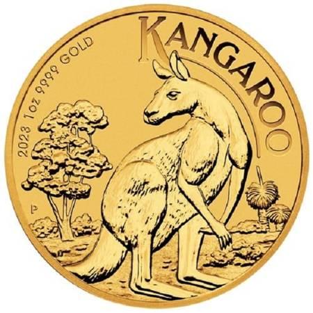 Złota Moneta Australijski Kangur 1 uncja 24h