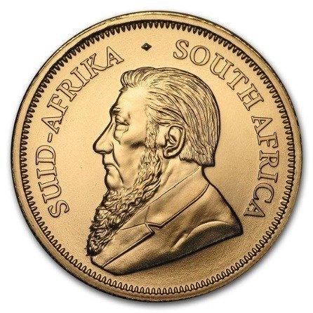 Złota Moneta Krugerrand 1/2 uncji