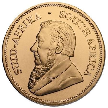 Złota Moneta Krugerrand 1 uncja 2020r - 24h