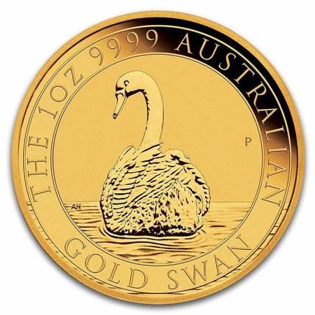 Złota Moneta Łabędź 1 uncja LIMITOWANA